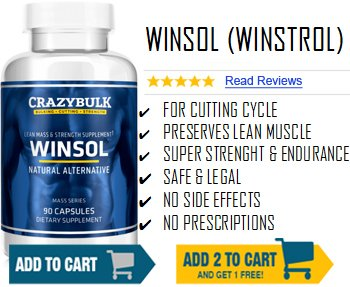 best Winstrol sale